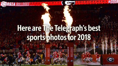 Who was the best college team in the state Georgia this season? Vote now