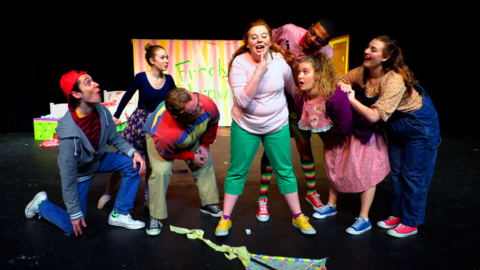 CSU production of 'Freckleface Strawberry' encourages everyone to love the skin you're in