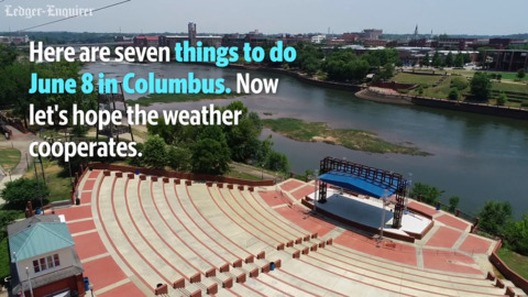 Looking for something to do Saturday? Here are seven ideas.