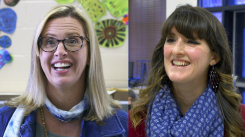 Can art help students learn in other subjects? 2 award-winning Harris Co. teachers say yes