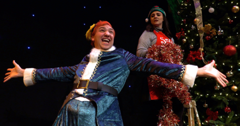 "Holiday classic ""ELF"" opens at Springer Opera House"