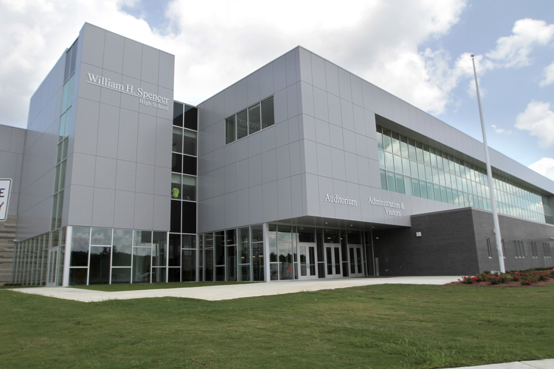 Heres Your Virtual Tour Of New Spencer High School Columbus
