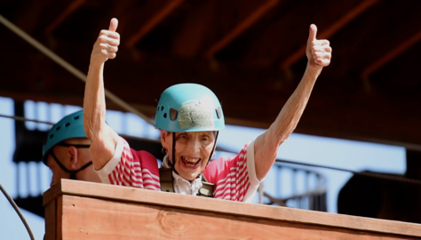 'I teach second graders, nothing scares me.' Why Columbus educators braved a zipline, rapids.