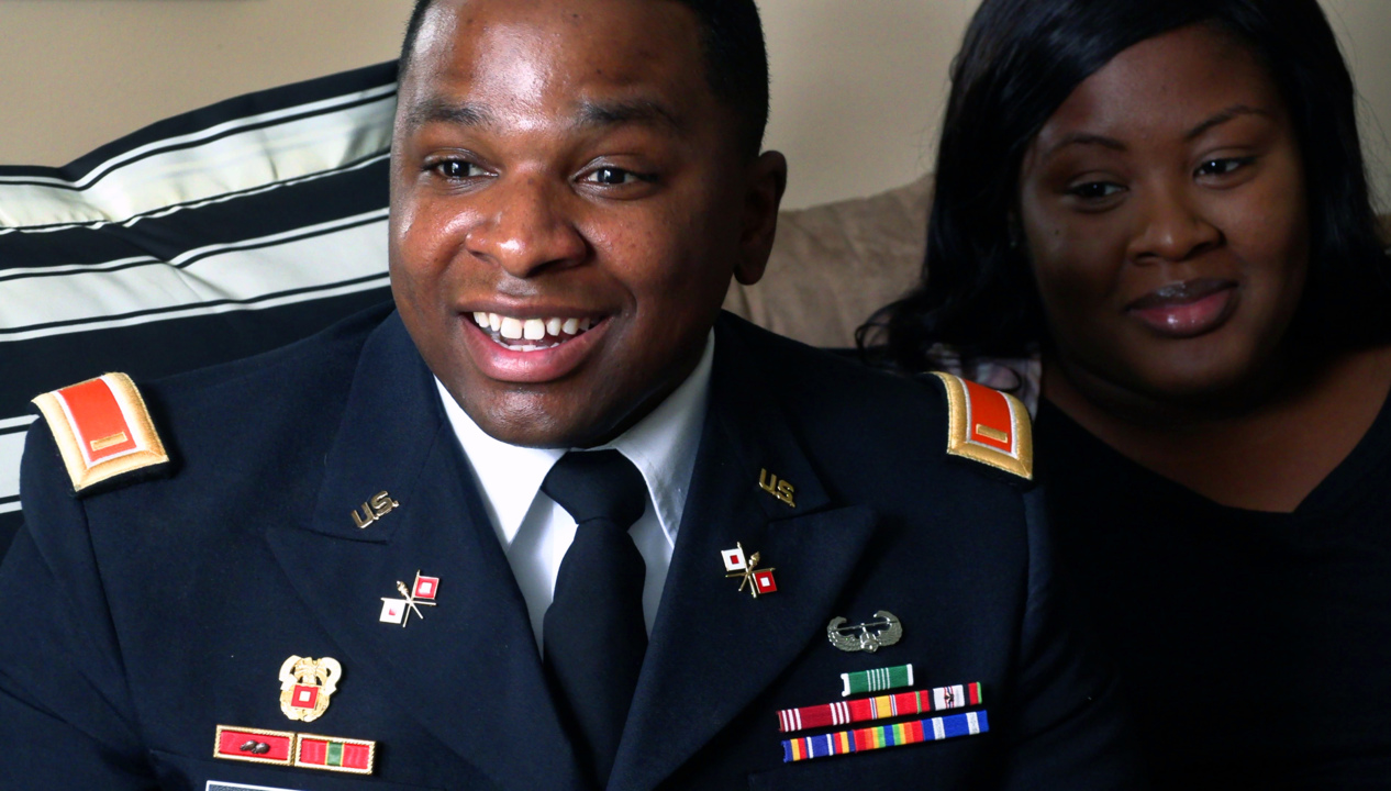 'It was a struggle.' Mom's death, failed courses didn't stop West Point grad from Columbus