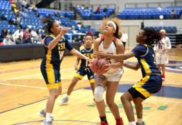 Photo Gallery: Lady Cougars fall to Georgia Southwestern in conference game
