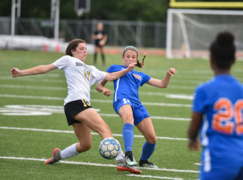 Lady Blue Devils dominate Mary Persons, advance to next round of state soccer tourney