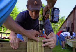 Eagle Scout project aims to introduce kids to gardening, show them how to grow their own food
