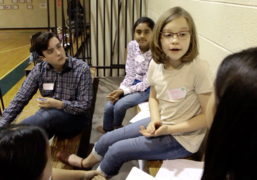 City debate club focuses young minds
