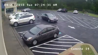 Child walks back to daycare center after being taken in stolen car, police say