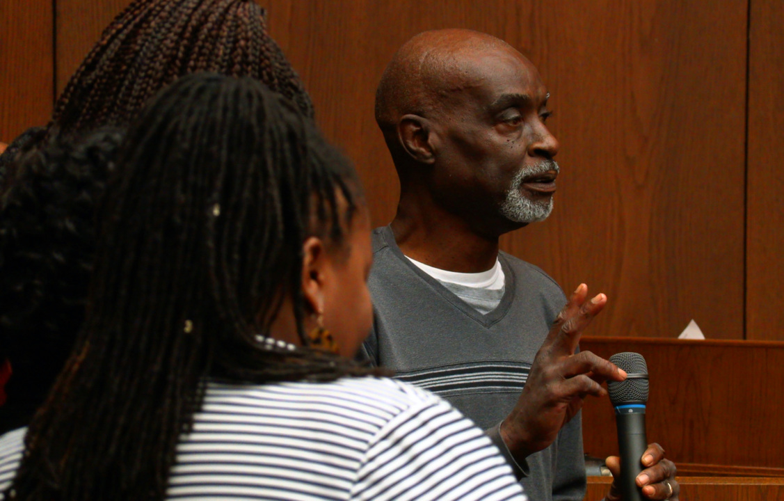 'I don't hate you': Family, friends remember Carver coach at plea hearing for killer