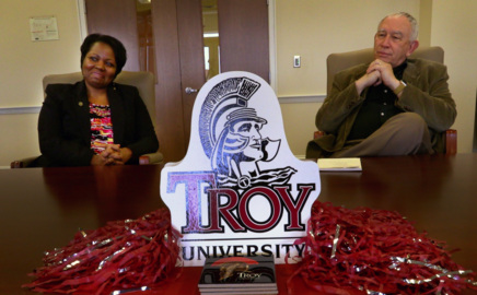 Meet the new leader coming to Troy University's Phenix City campus