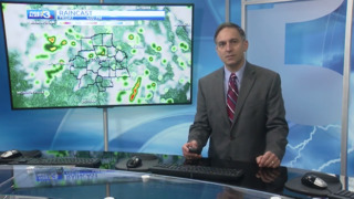 Columbus, Phenix City weather for May 18 for WRBL's Bob Jeswald