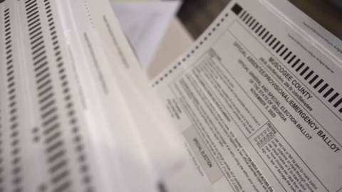 2nd Columbus elections worker contracts COVID-19, but office is open for registration