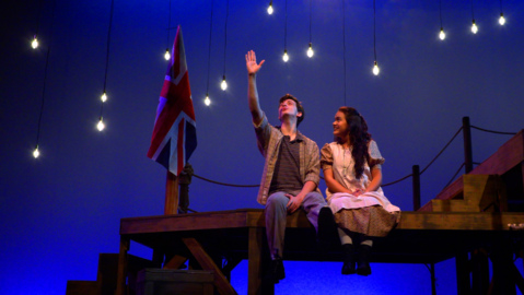 'Peter and the Starcatcher' takes center stage at CSU's Riverside Theatre Complex