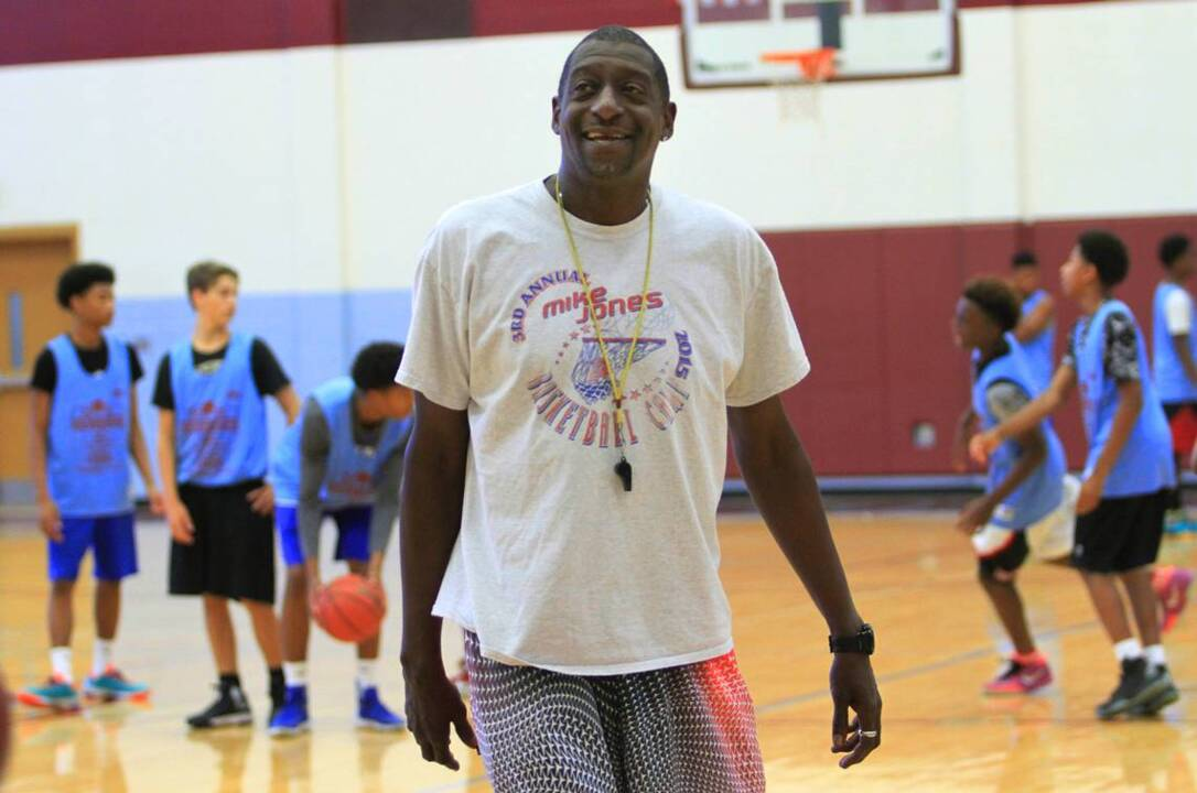 After a life and career of ups and down, basketball star running local camp