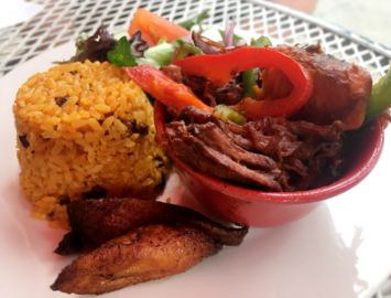 Foodie Friday checks out Latin American restaurant in heart of Columbus