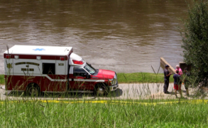 Body of unidentified white male is recovered from the Chattahoochee River