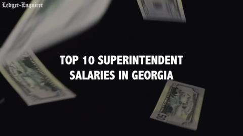 Are Columbus-area superintendents some of the highest paid in Georgia? Here's a list.