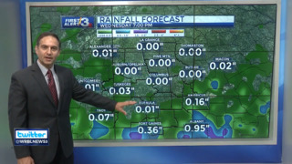 Columbus, Phenix City weather for August 15 from WRBL's Bob Jeswald