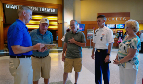 National Infantry Museum celebrates its three-millionth visitor