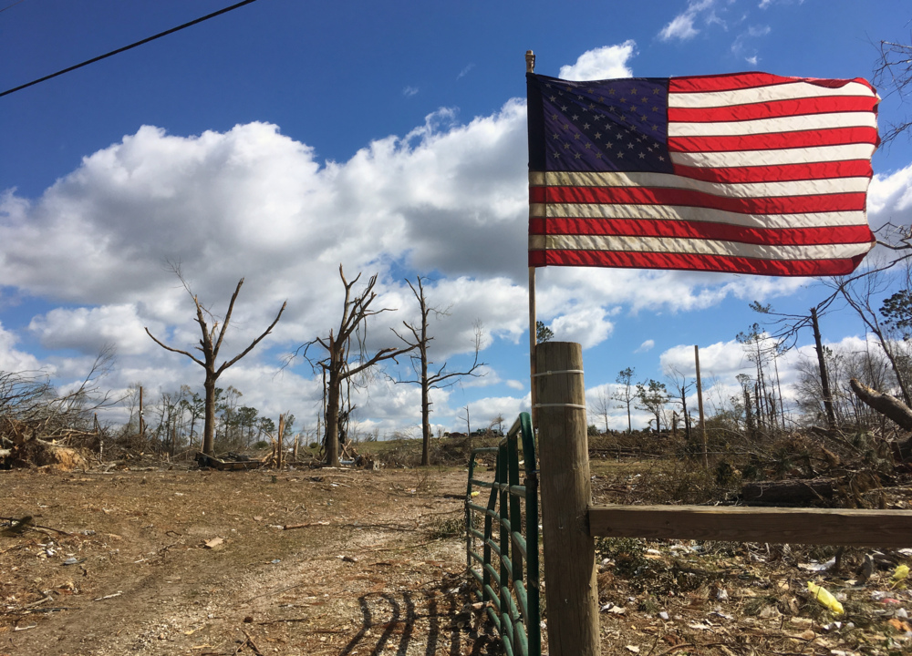The people. The town. The loss. What's next for tiny Beauregard after deadly tornadoes