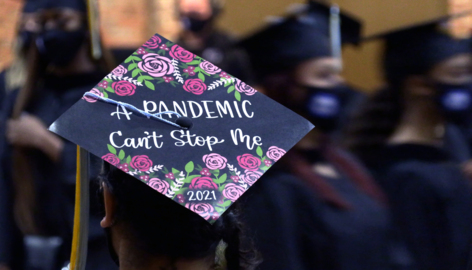 Pirate Strong: CVCC hosts first in-person graduation since COVID-19 pandemic