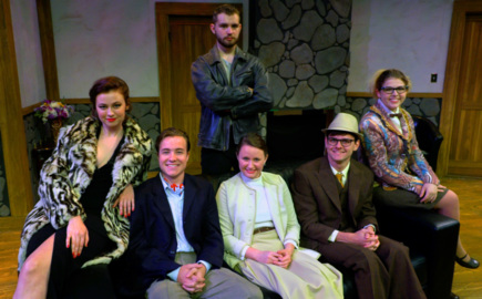 """2019 Georgia Repertory Theatre Festival kicks of May 23 with  """"Don't Dress for Dinner."""""""