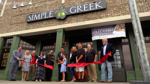 'The Simple Greek' opens second location in the Chattahoochee Valley