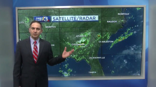 Columbus, Phenix City weather for May 24 from WRBL's Bob Jeswald