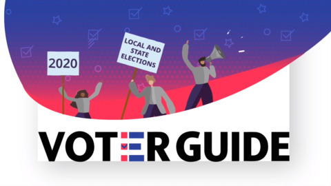 Who's on your 2020 ballot and what do they stand for? Find out in our voter guide