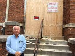 Historic property owner in Columbus gets surprise demolition notice