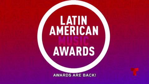 Nominados a los Latin Music Awards 2021