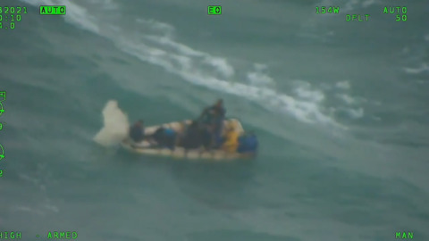 Cuban immigrants rescued in Florida after spending 16 days at sea