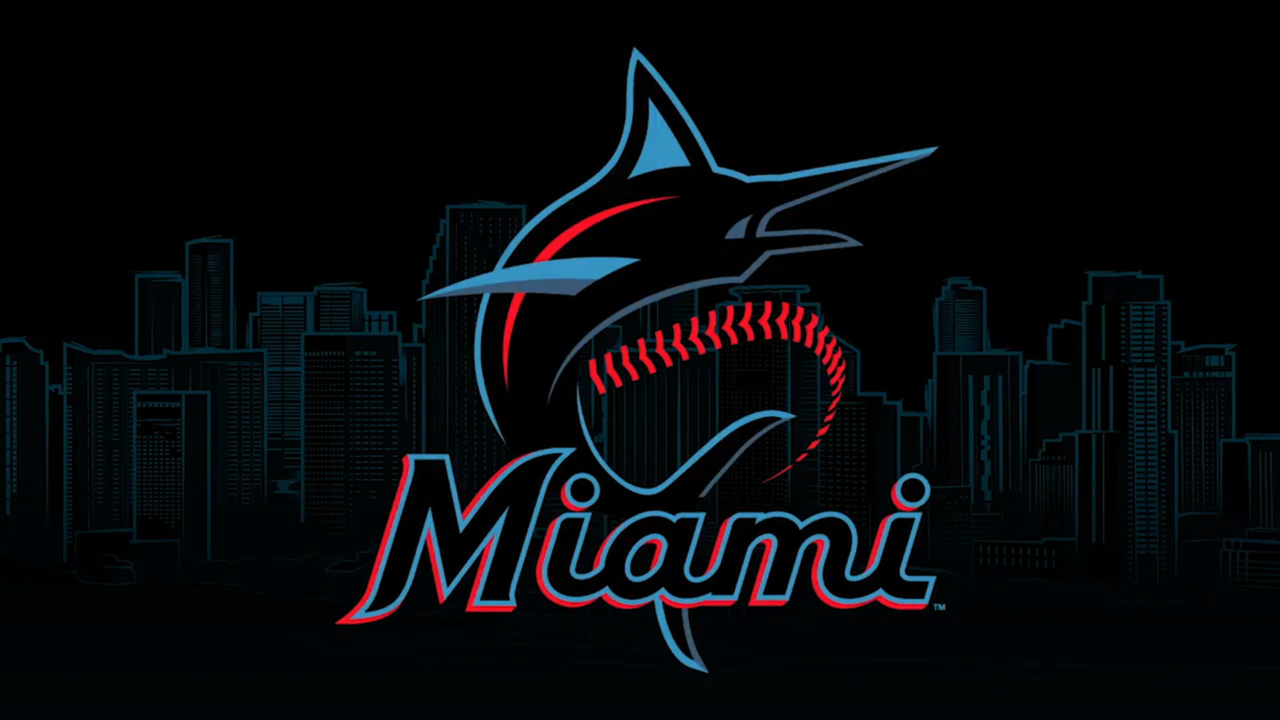4a2896dc1 Jeter s group unveils new-look Marlins logo and colors following marketing  campaign