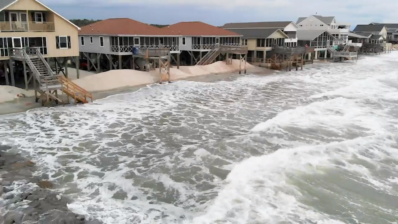 King tides forecast to roll into the Grand Strand through Halloween