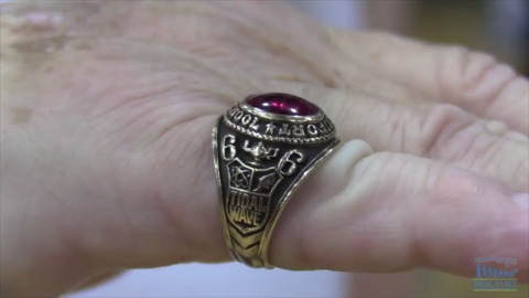 Beaufort veteran thought he lost class ring in Germany in '66. It was in SC all along