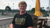 Cahill's hard work putting him in line to lead Myrtle Beach tennis back to glory