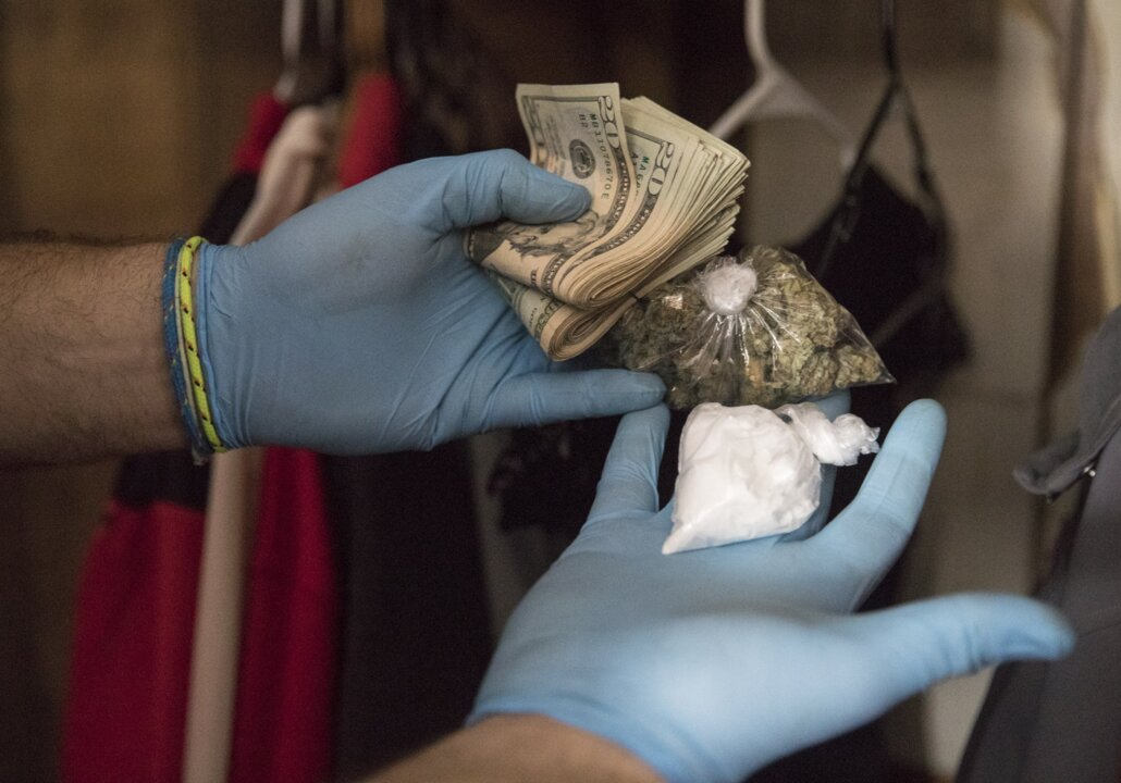 How a loitering complaint led Myrtle Beach police to a drug bust