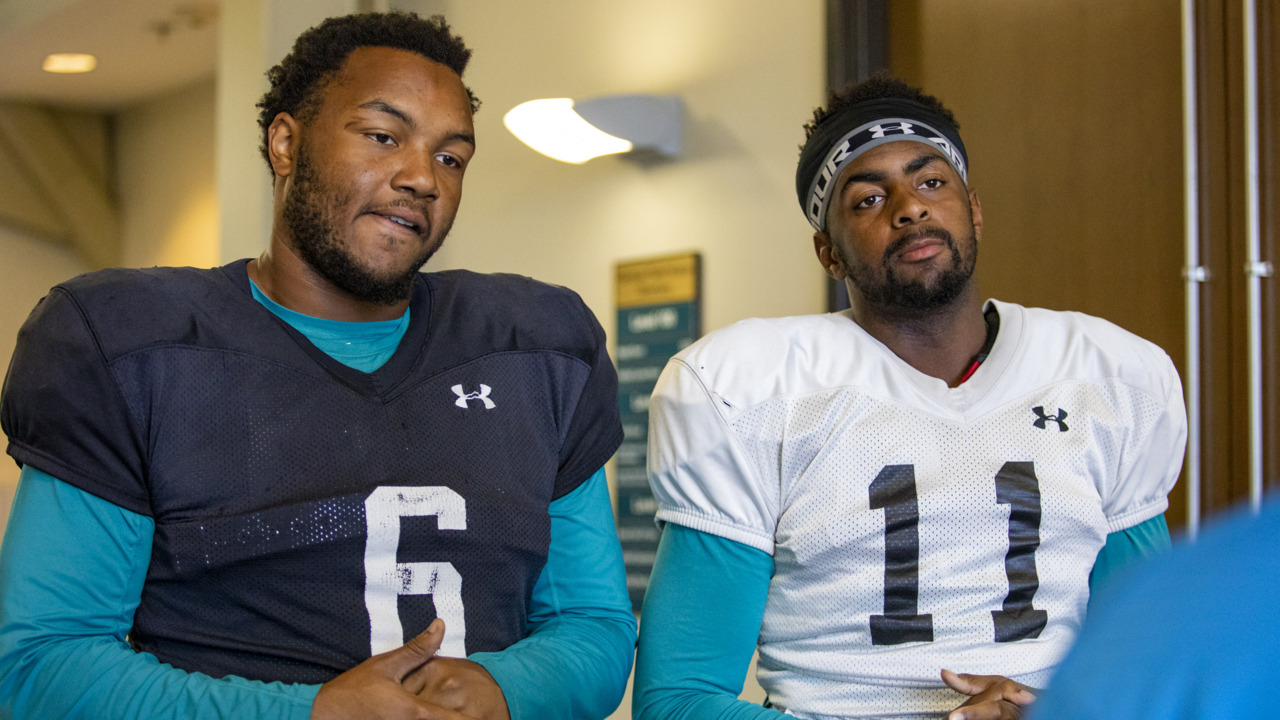 How these two Clemson transfers are helping build a winning culture at Coastal Carolina