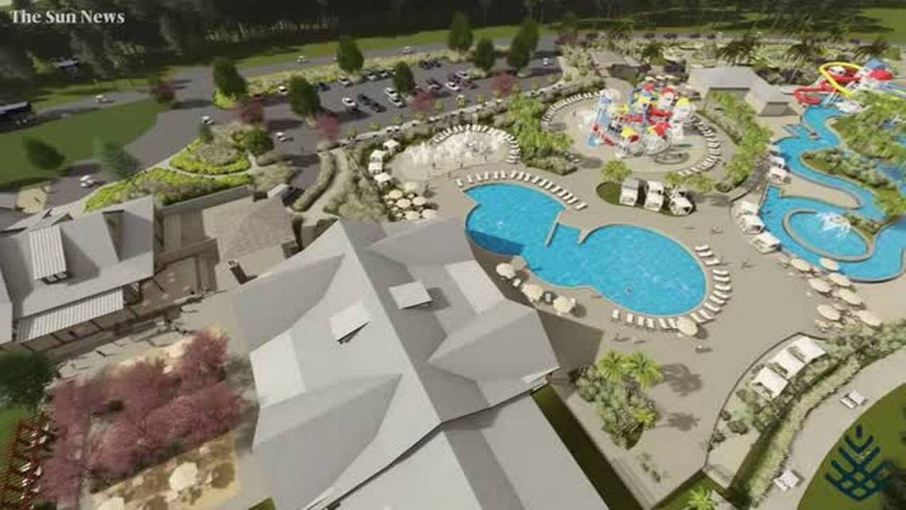 New 840-site RV Resort in Horry County on Highway 90 | Myrtle Beach