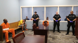 Suspects appear in front of judge in Socastee murder case