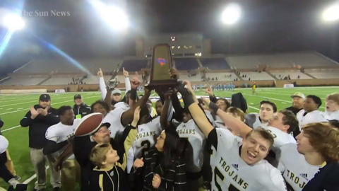 How Green Sea Floyds made its second state championship more impressive than the first