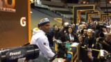 Cam Newton takes center stage on Super Bowl 50 Opening Night