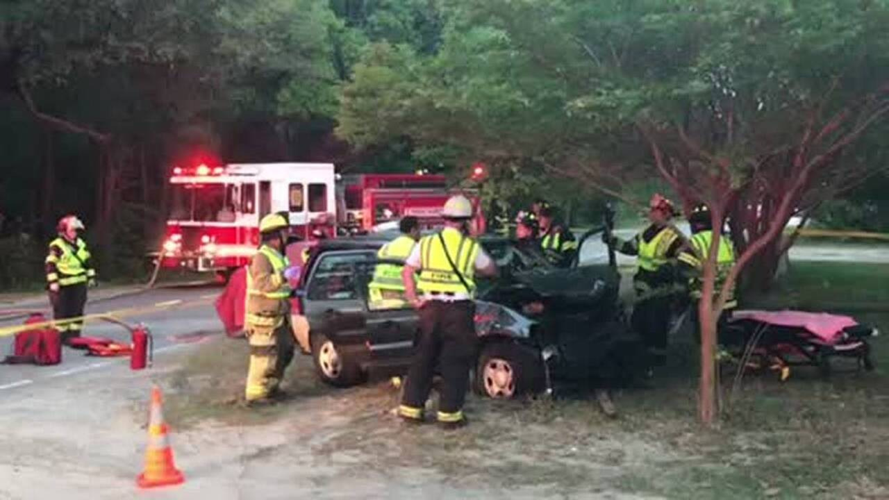 Coroner identifies woman killed in Little River Neck Road collision