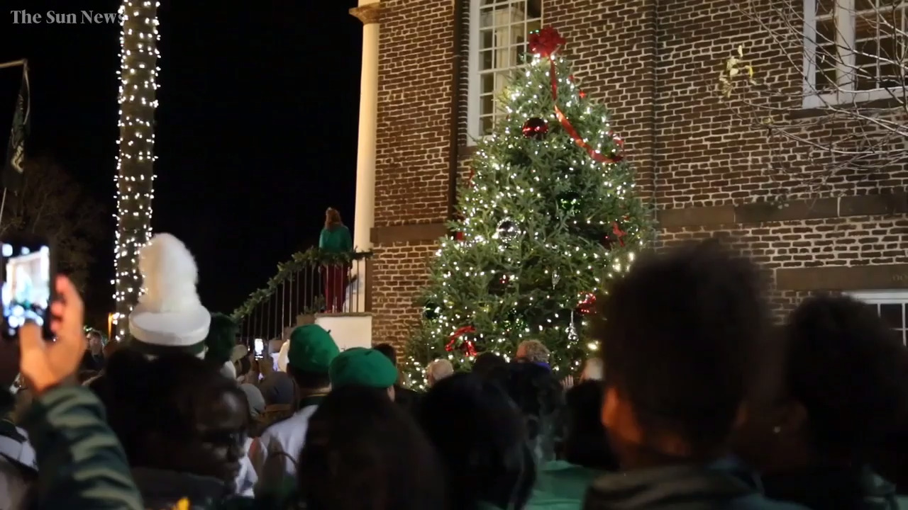 myrtle beach holiday guide local christmas events to visit myrtle beach sun news - Local Christmas Light Shows