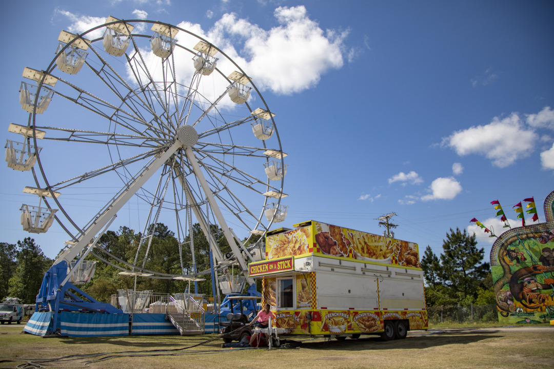 'Everything's dried up and ready': Horry County Fair hopes to rebound from slow start
