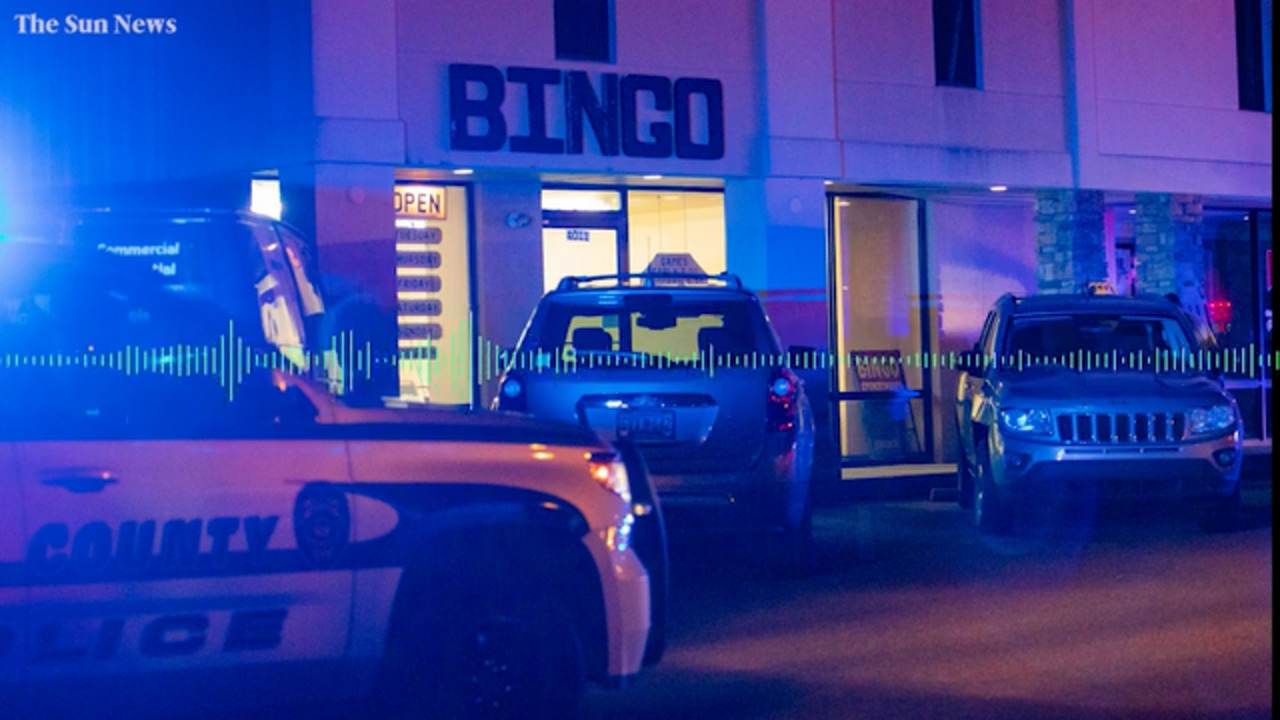 'It's total chaos': Calls from inside Waccamaw Bingo during double murder detail scene
