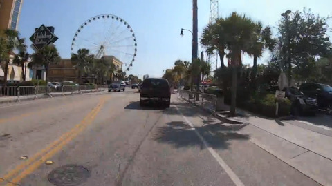No Bike Week traffic loop needed in Myrtle Beach Friday night, police say