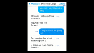 South Carolina Law Enforcement Division releases text messages from former Horry County detective Allen Large