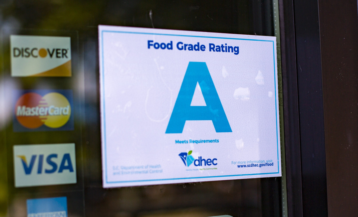 A Market Common spot and longtime Myrtle Beach restaurant get hit with lower DHEC scores